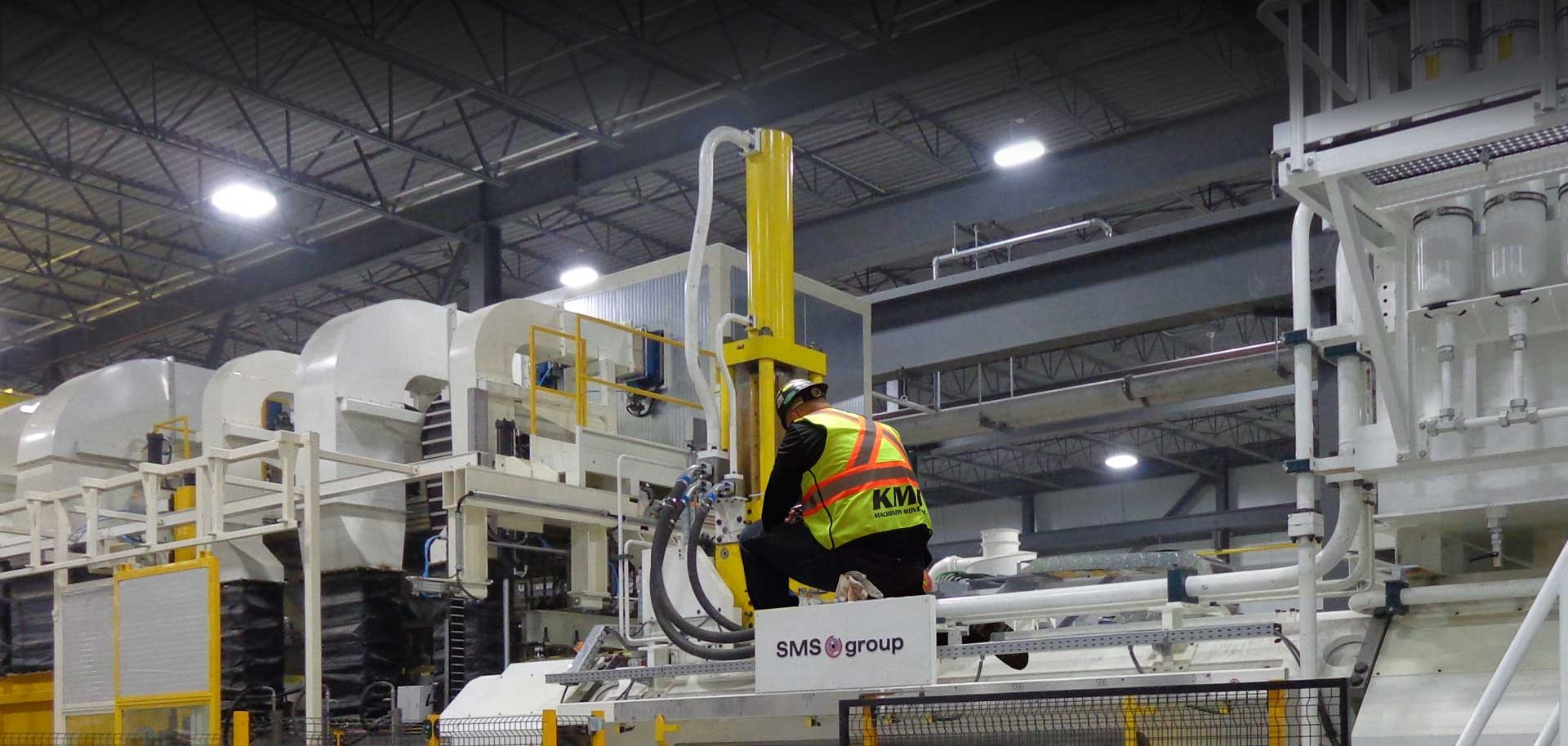 Industrial Contracting Services for Michigan, U.S.A, North America
