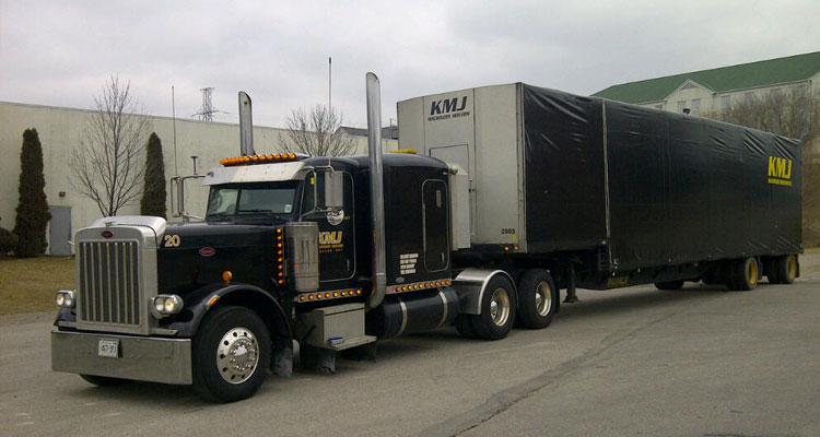 KMJ Freight Trucking Compnay