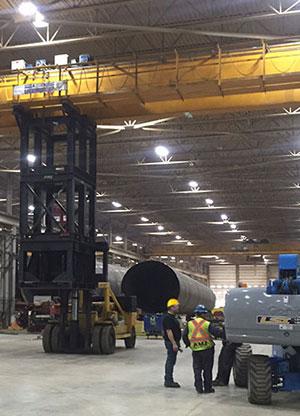 Industrial Contractors, Windsor, Toronto, London, Michigan