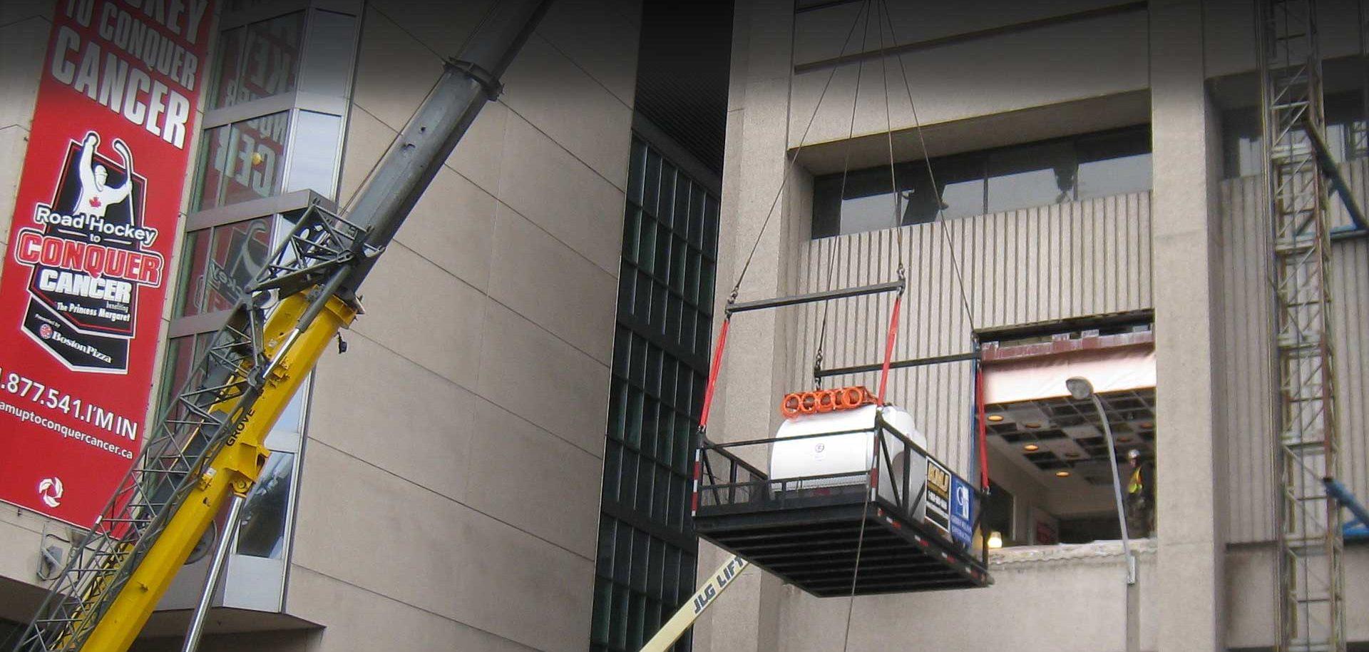 Industrial Contracting Company serving Toronto GTA